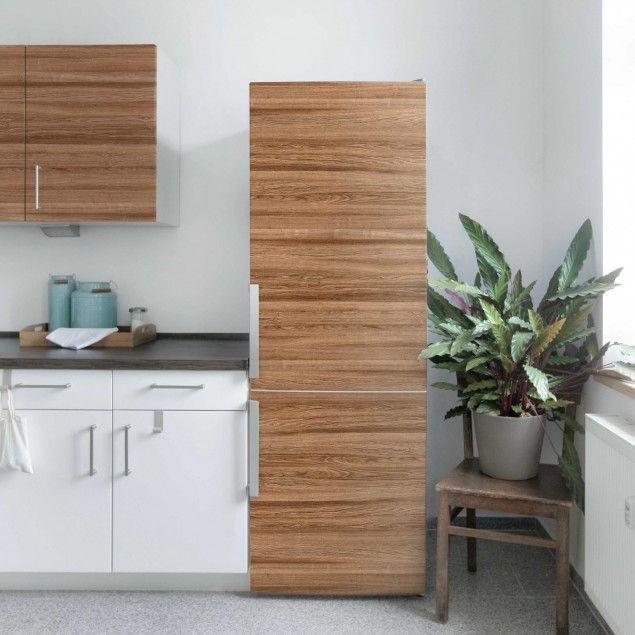Möbelfolie - Freijo Holzfolie - Folie für Möbel selbstklebend