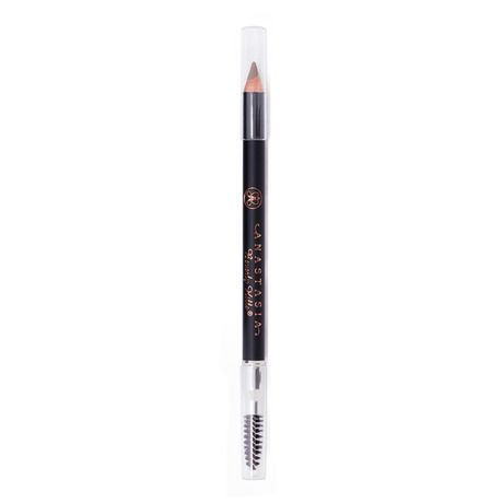 This Anastasia brow pencil is a MUST HAVE! I have read reviews of this product and they said this is $23 and a bit pricey but worth the price. For a newbie like me, I can say that this is a good product. :)