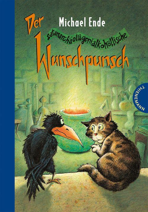 Der satanarchäolügenialkohöllische Wunschpunsch (Michael Ende), ab 10 Jahre