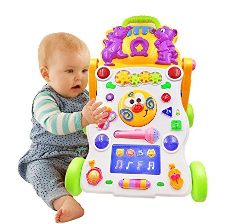 PLS Baby Multi-activity Baby Walker. For price & product info go to: https://all4babies.co.business/pls-baby-multi-activity-baby-walker/