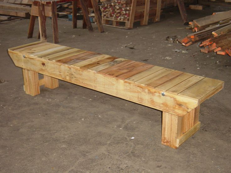 wood bench for sale