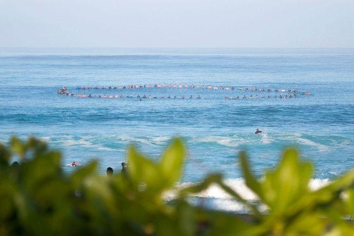 Homenagem surfistas Ricardo dos Santos (Foto: Bidu Correia) RIP Ricardinho