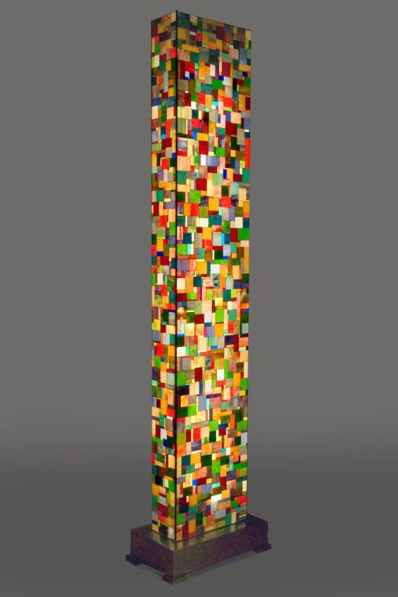 Light-column Patchwork