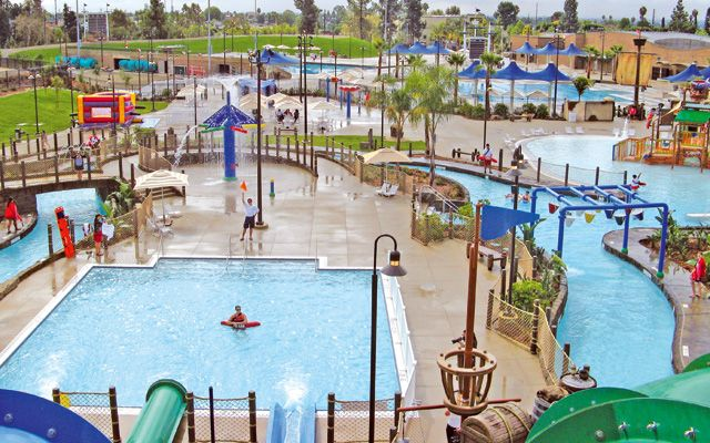 Splash! La Mirada Regional Aquatics Center