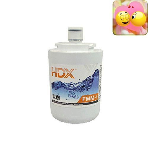 #appliances This #HDX #replacement refrigerator water filter, which fits Maytag Refrigerators using a UKF7001AXX filter, contains a compressed carbon block which ...