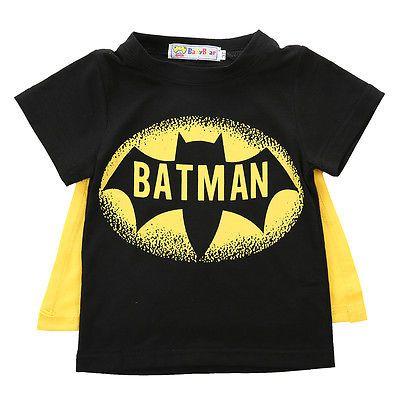 $4.21 (Buy here: https://alitems.com/g/1e8d114494ebda23ff8b16525dc3e8/?i=5&ulp=https%3A%2F%2Fwww.aliexpress.com%2Fitem%2F2016-Toddler-Kids-Boys-Short-Sleeve-Superman-Batmen-T-Shirt-Tees-Costume-Clothes-toddler-tops-boys%2F32741326763.html ) 2016 Toddler Kids Boys Short Sleeve Superman Batmen T-Shirt Tees Costume Clothes toddler tops boys t shirt boys shirts for just $4.21