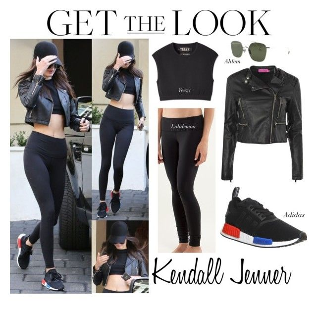 """Kendall Jenner Malibu January 16, 2016"" by valensmilerstyle ❤ liked on Polyvore featuring lululemon, adidas, Boohoo, women's clothing, women, female, woman, misses and juniors"