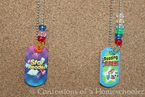 I immediately visited ImageStuff and ordered a variety of reading incentive brag tags! (http://www.imagestuff.com)
