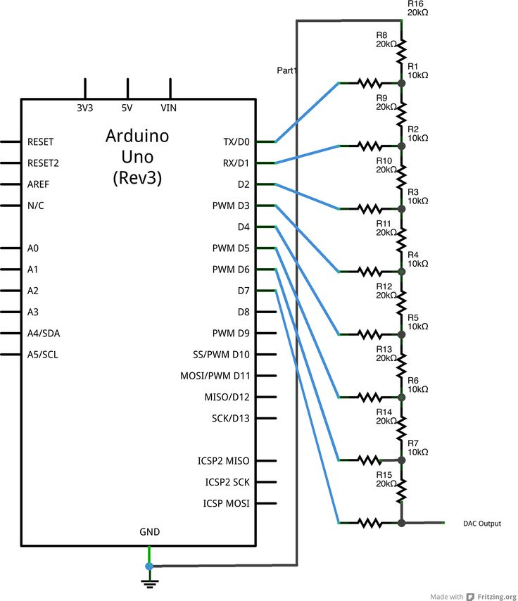 Ajm Teaching Arduino Pi Projects Arduino Dac Audio Dac Spa Wiki