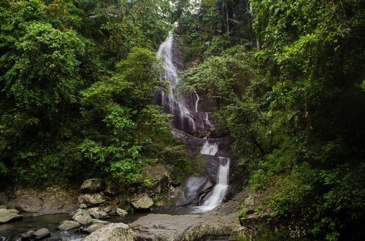 Air Terjun Kali Jodoh Tempat Mencari Jodoh di Sulawesi Selatan - Sulawesi Selatan