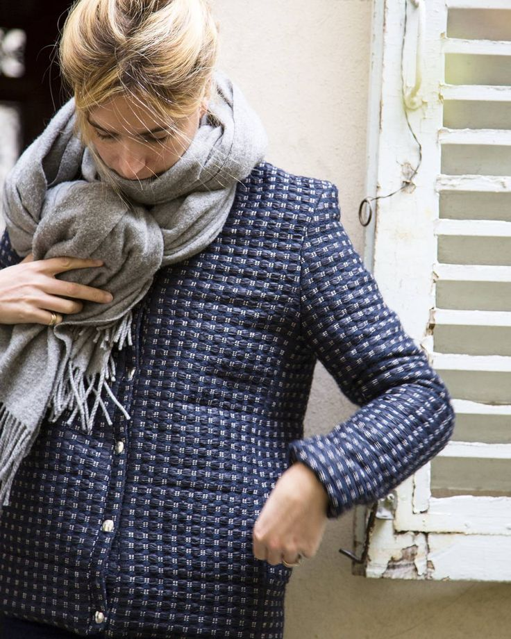 Ma veste Hector est aussi parfaite sous un manteau pour tenir chaud et son esprit douillet est addictif #auchaud #hector #veste #doudoune #jacquard #balzac #balzacparis #balzac_paris #online #hiver #douillet #ilovehector #moncabaslittérraire