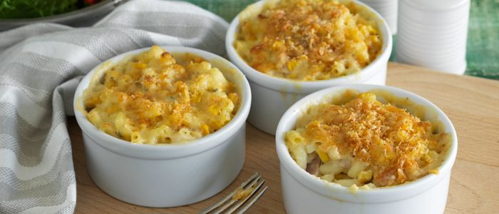 Easy Mac Cheese recipe from Food in a Minute