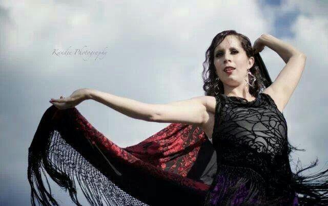 Me: Maria Lorca Montoya