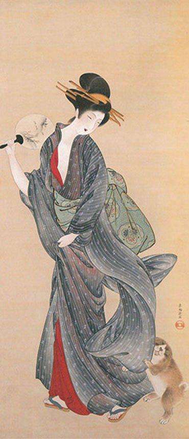 Yamaguchi Soken (山口素絢) 1759-1818, Japanese Artist