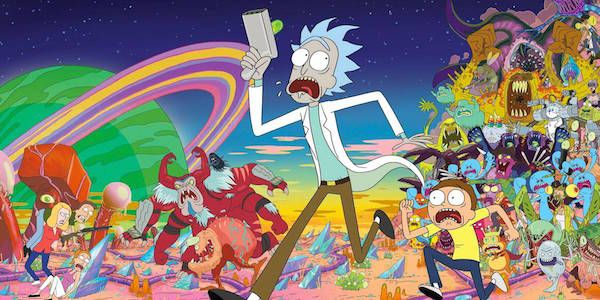 How To Watch The Rick And Morty Season 3 Premiere Streaming #FansnStars