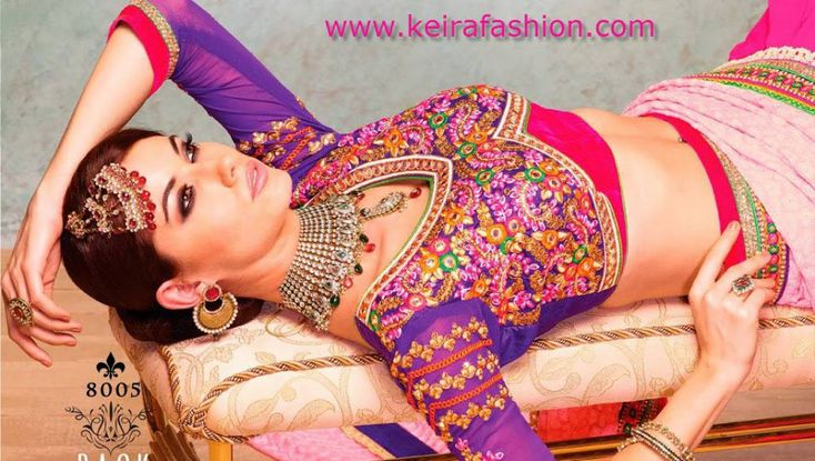 DIWALI SPECIAL Pure Georgette & Heavy Embroidery Design with Heavy Border