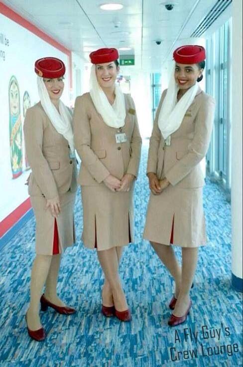 Emirates & etihad,..... cabin crew