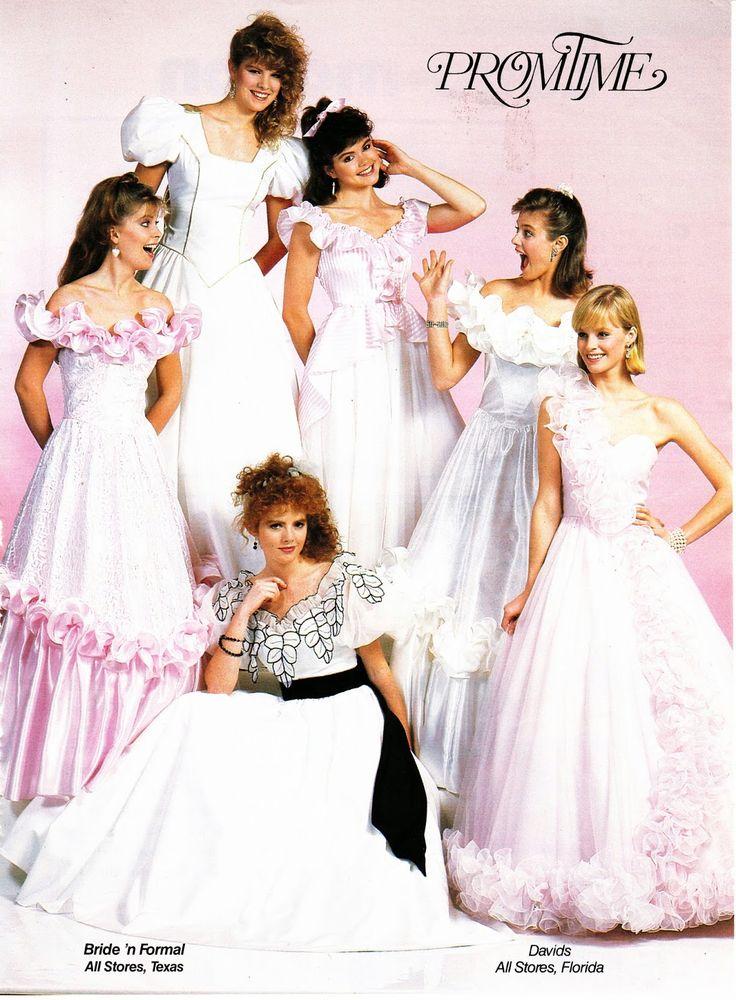 Lady g evening dresses 80s