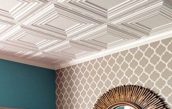Image result for decorative ceiling tiles