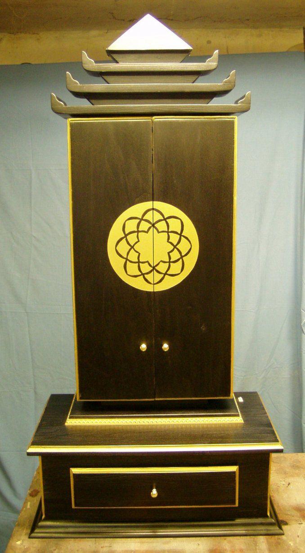 Altar Budista | Budismo Nichiren Daishonin | Pinterest ...