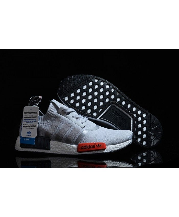 Sport Shoes Adidas NMD PK Runner men shoe gray Sell at a Discount