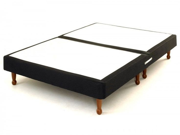 Divan Bed Base on Legs - Available in Single, Double and King Size – Divan Base Direct