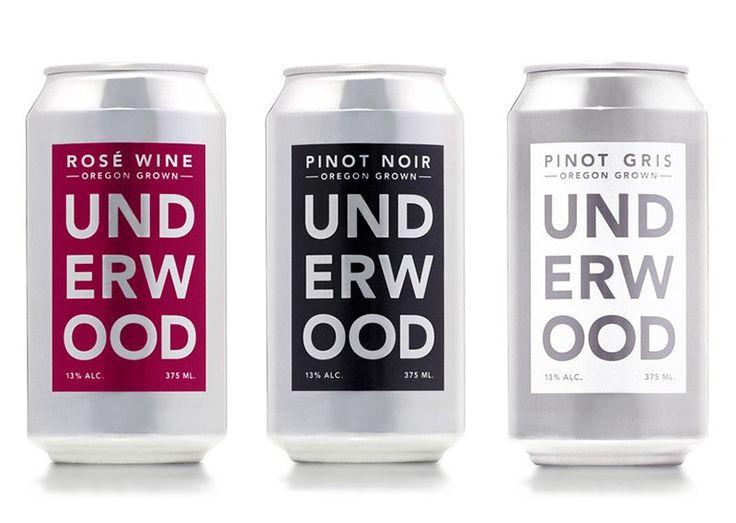 Underwood Wine Aluminum Can