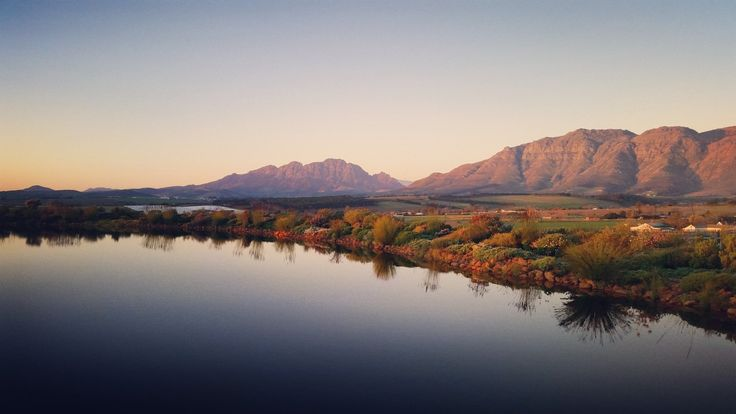 The perfect views from Cavalli Estate, South Africa