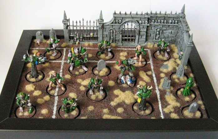 Blood Bowl Teambase Tutorial / Ikea
