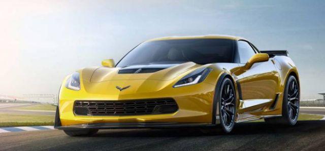 2017 Chevrolet Corvette Z06 Changes
