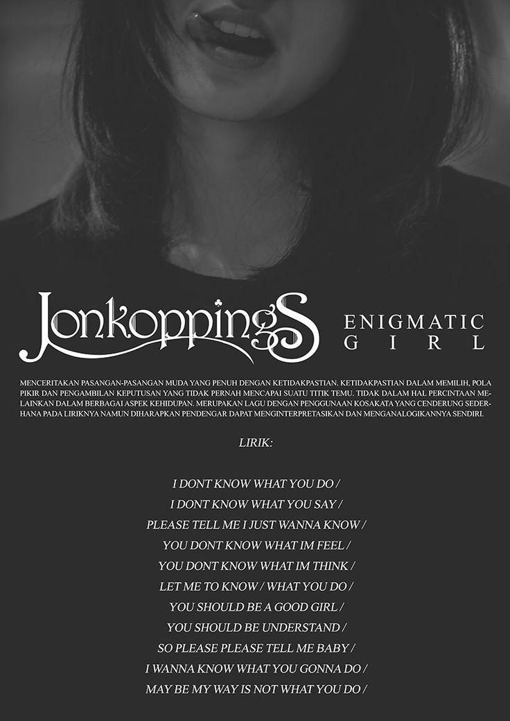 JONKOPPINGS //GARAGE ROCK BAND FROM TANGGERANG   Mave