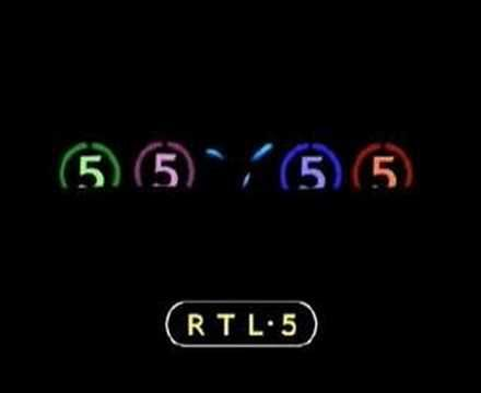 Collection of RTL 5 logos - YouTube