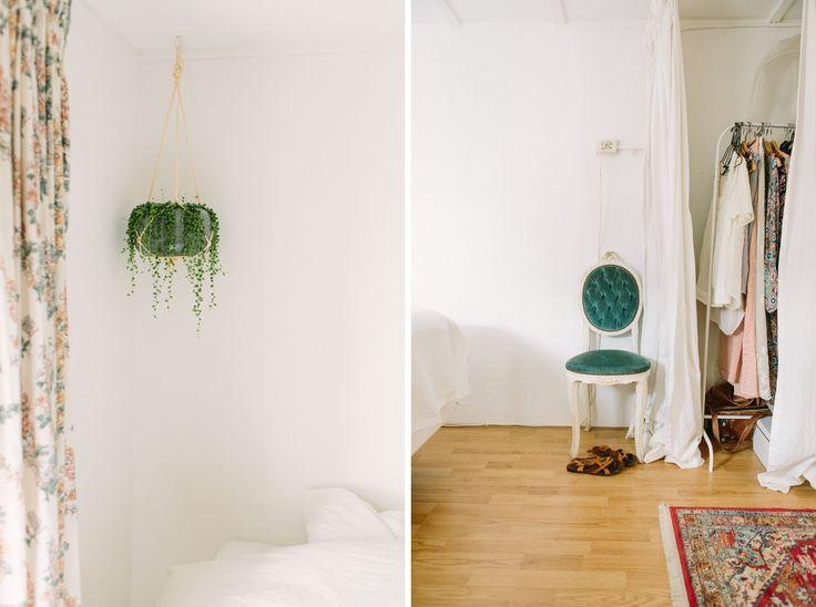 Roomtour: Rozemarijns vintage and cozy home - www.petitloublog.com