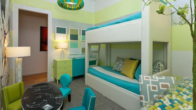 Dormitorio infantil dise ado por sof a calleja en casa - Sofia calleja decoracion ...