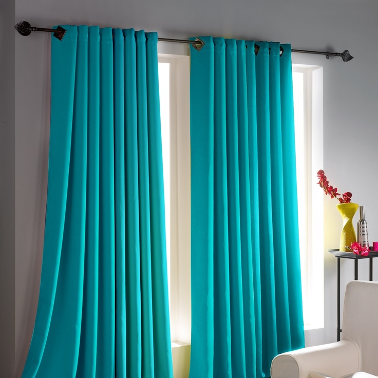 81 best images about salon on pinterest aqua curtains turquoise and navy chevron. Black Bedroom Furniture Sets. Home Design Ideas