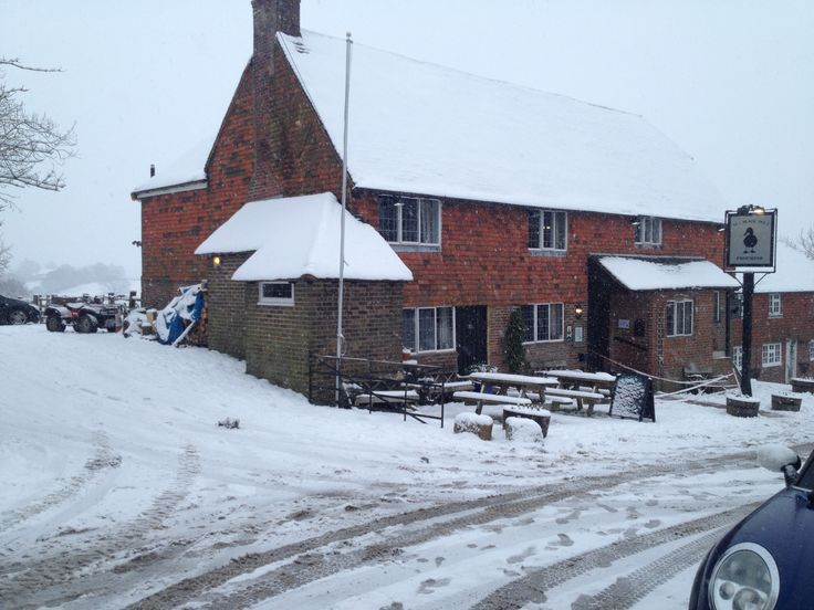 Great pub - whatever the weather