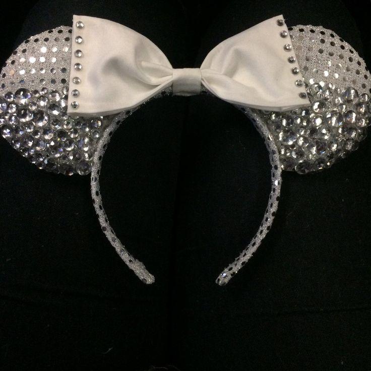60th Anniversary Diamond Mickey Ears ($25)