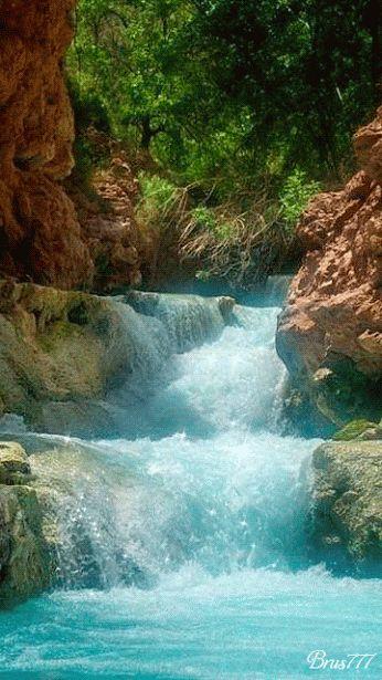 ***GIF***waterfall animation