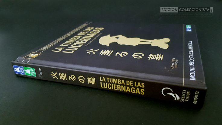 Mira nuestro vídeo-análisis de la Ed.Deluxe de #LaTumbaDeLasLuciérnagas SelectaVisión