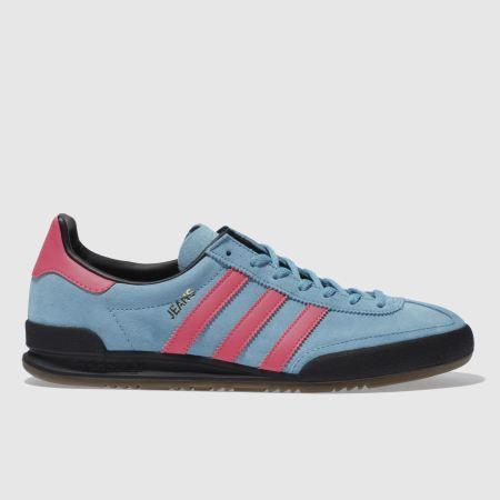 online store 82e2e 052c1 mens blue adidas jeans trainers  schuh