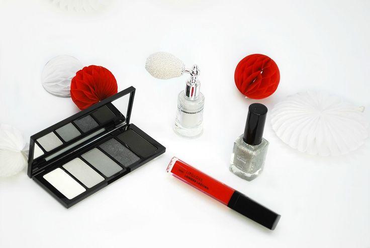Make up voor de feestdagen (incl dubbele eyeliner look) - Ceetje