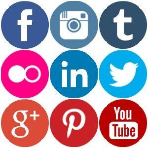 Фэншуй анализ логотипов соцсетей и сайтов #фэншуй #логотип #дизайн - http://bluemountainfengshui.org/2016/01/09/fenshuj-logotipov-sotssetej/