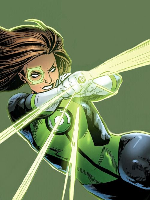 Jessica Cruz in Green Lanterns #13