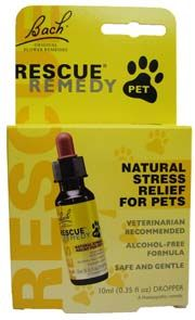 This is great for calming pets down during illness or stress. All natural and the cats don't mind it. I either put it in thier water or on treats.