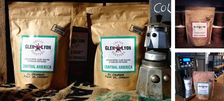 Excellent Glen Lyon Coffee