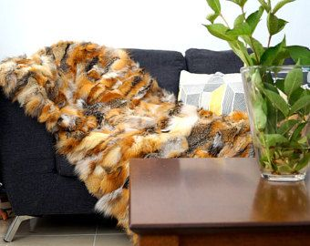 Red Fox Blanket 2017