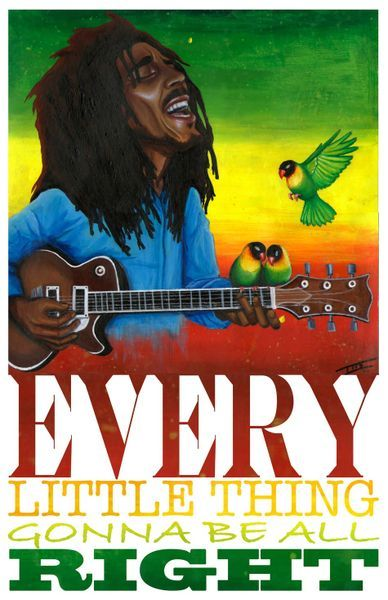 *Bob Marley* More fantastic quotes, pictures and videos of *Bob Marley* on: https://de.pinterest.com/ReggaeHeart/ ©Caitlyn Itts