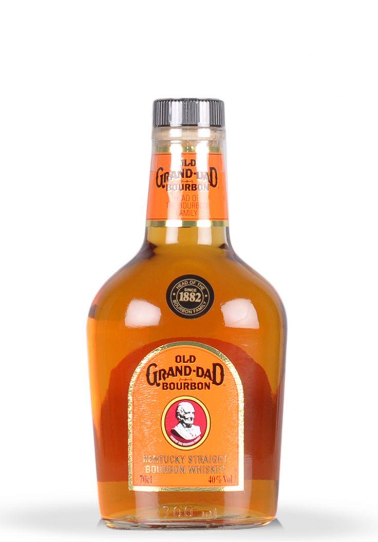 Whisky Old Grand-Dad Kentucky Straight Bourbon (0.7L) - SmartDrinks.ro