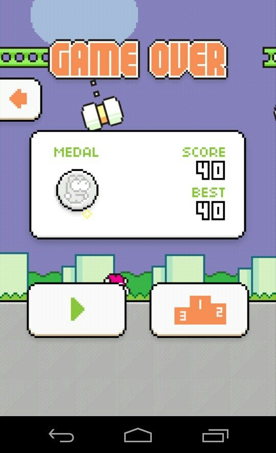 No!!!!! Too close again for new high score!