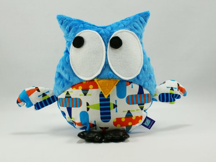#plane #airplane #gustaw #gustav #littlesophie #plushtoy #toy #owl #owls #minky #kids #forkids #baby